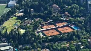 Junior Tennis Club, la casa del torneo