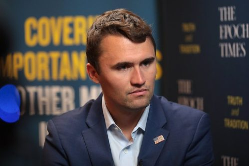 Charlie Kirk Truth USA Founder