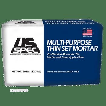 multi purpose thinset mortar