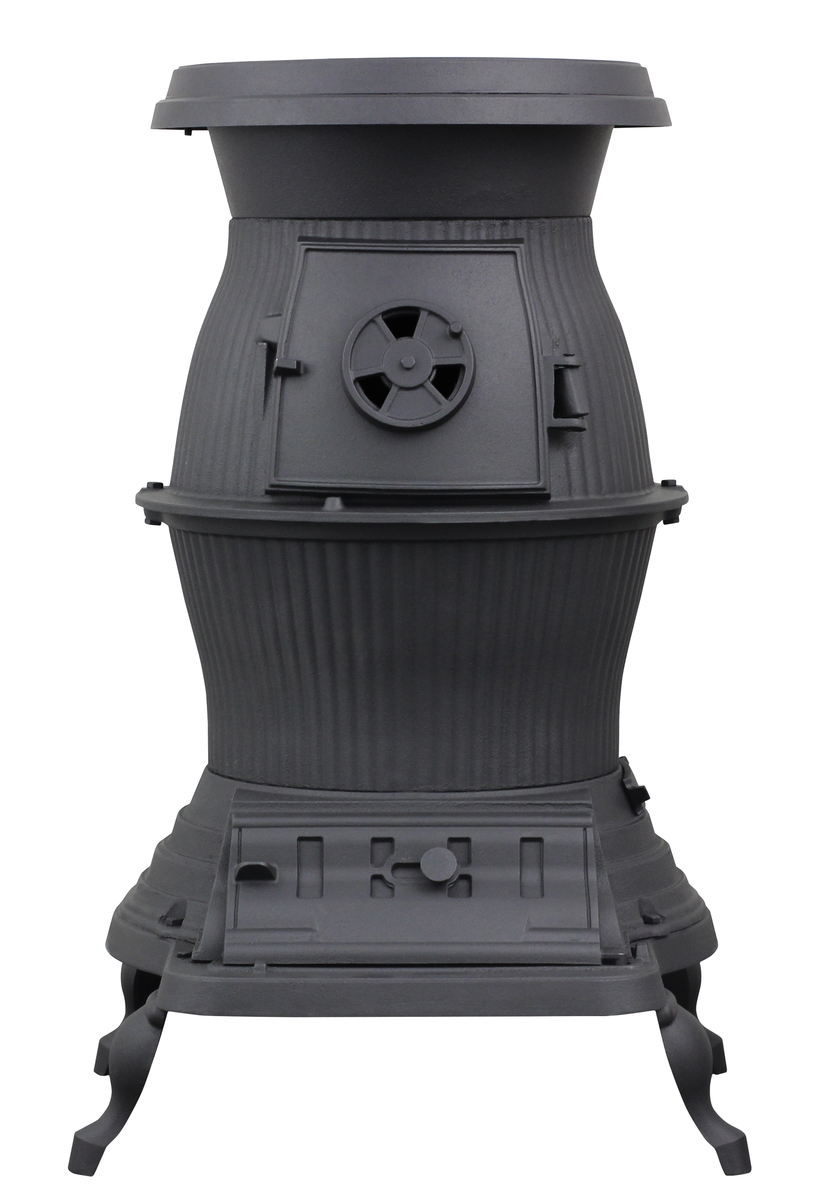 Railroad Potbelly Coal Stove Us Stove Company
