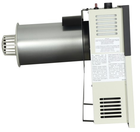 17 000 Btu Direct Vent Propane Heater Us Stove Company