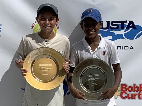 Youth Reigns at 2019 USTA Florida 'Bobby Curtis' Junior ...