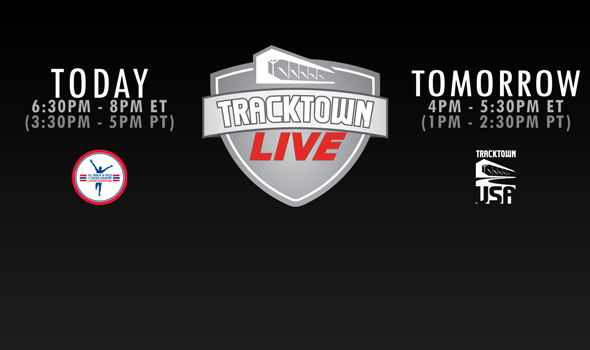 TrackTown LIVE Will Stream Live from Hayward Field Today ...