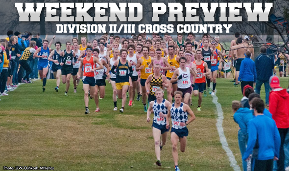 Weekend DII/III XC Preview: Wisconsin is the Place to Be ...