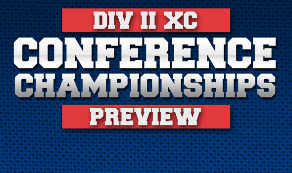 NCAA DII Conference Championships Preview