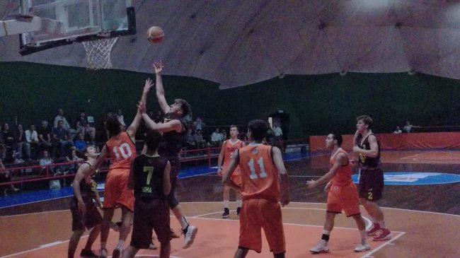 U18Ecc: SPO all'overtime. 71-78