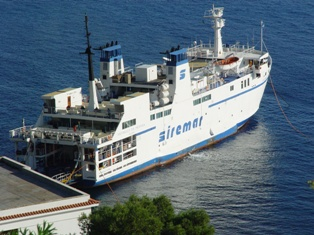 Tirrenia/Siremar: Ugl, 4 febbraio sciopero personale navigante
