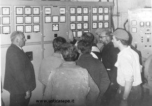 Centrale elettrica – cambio voltaggio