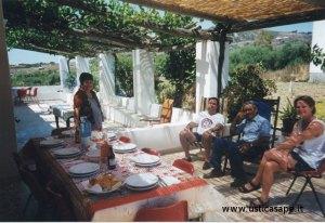 Da Salvatore Licciardi un pranzo speciale per ospiti americani