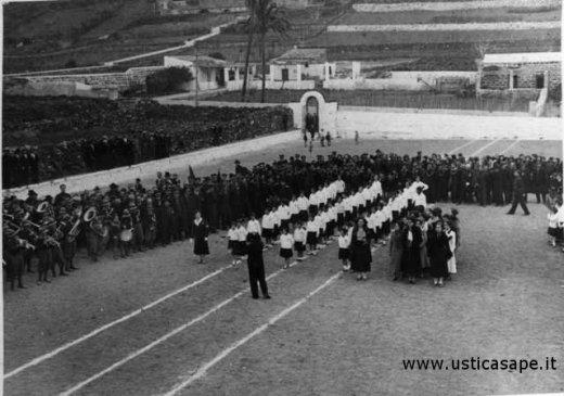 cerimonia accoglienza autorità militari