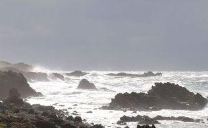 mare molto mosso