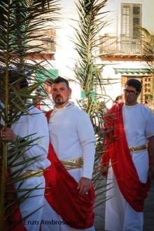 Apostolo in processione