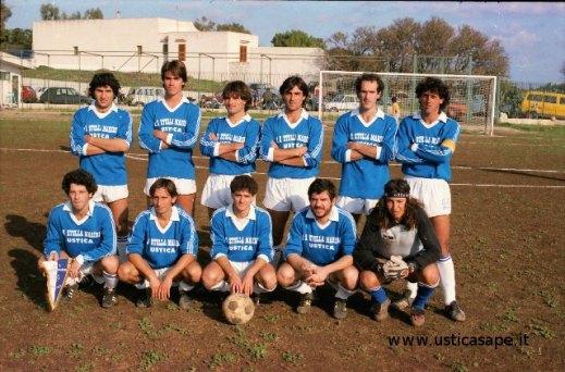 Squadra di calcio - bravi ragazzi