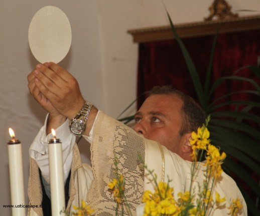Elevazione Corpo di Cristo