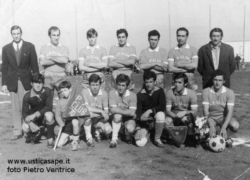 squadra, Calcio  1970, formazione