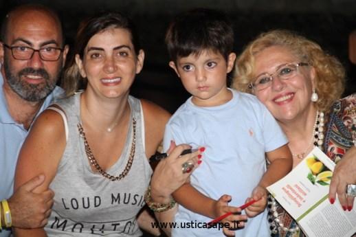 Famiglia Giorgio Campolo con Sara Favaro'