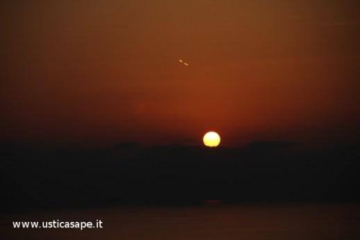 Particolare tramonto