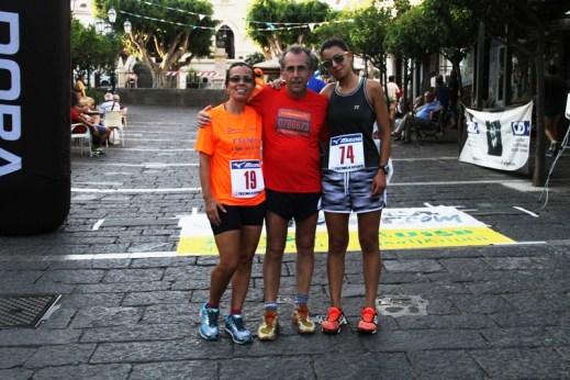 Bravi ragazzi di Ustica partacipanti alla maratona