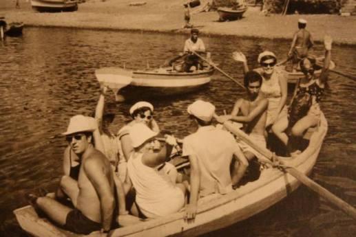 Ustica,  Gite , barca