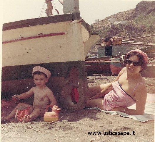 Il Piccolo Salvatore e la mamma