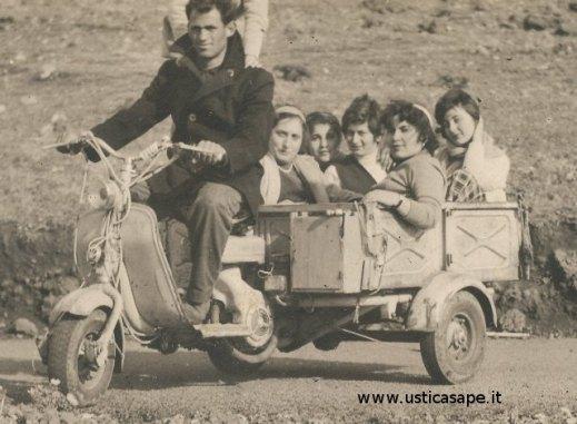 Un giro in motoretta con Enzo Zagami