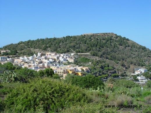 Panorama visto da Monte Guardia dei Turch