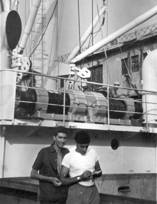 Pasqualino Giorgio Cini 1959