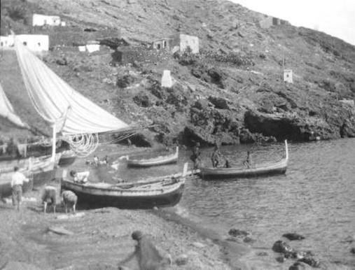 Ustica, varo barca