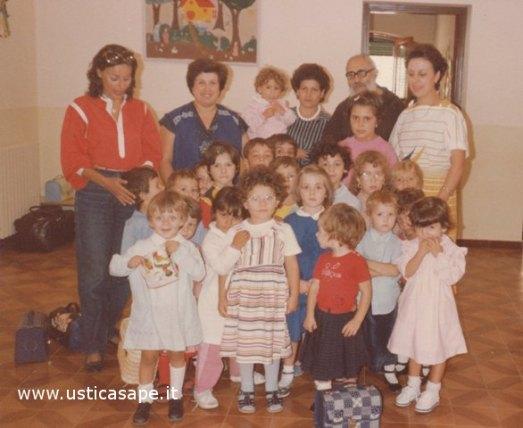 Ustica, scuola materna