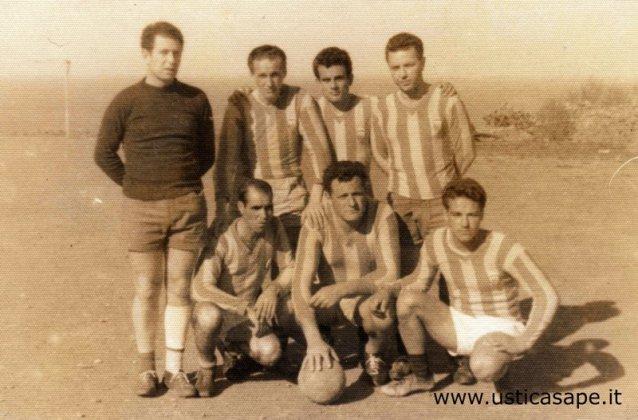 Ustica, bravi giocatori di calcio