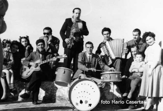 Orchestra poker Ustica