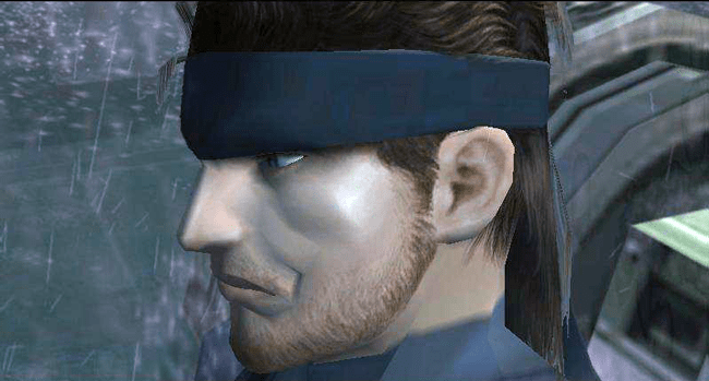 Metal Gear Solid 2: Virtually Impossible Achievement