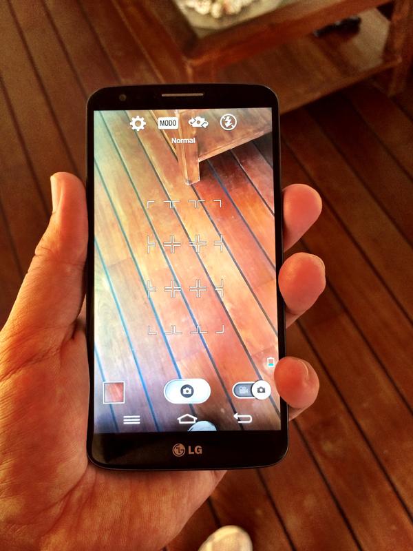 Imágenes LG G2