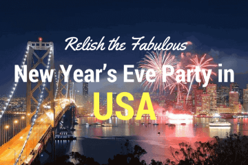 New Year's Eve Party in USA