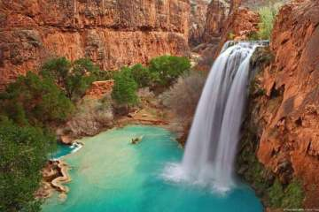 Havasu Falls Grand Canyon