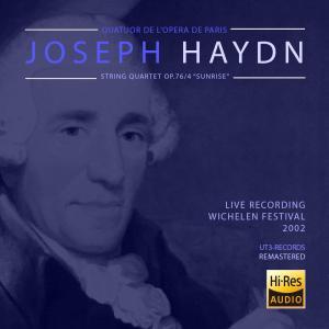 "Haydn String Quartet Op. 76/4 ""Sunrise"""