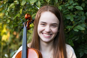 Madison Marshall (violin)