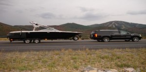 Utah Boat Transportation