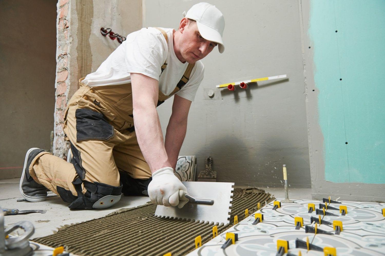 tile floor installation salt lake city