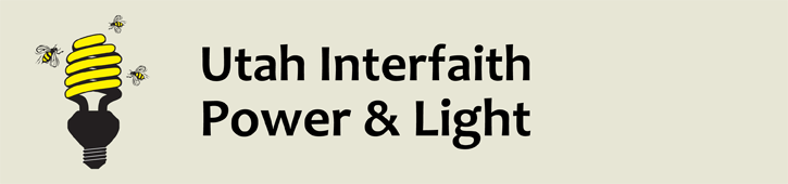 Utah Interfaith Power & Light logo