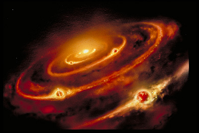 Insight on Solar Systems Magnetic Fields Found in Meteorite