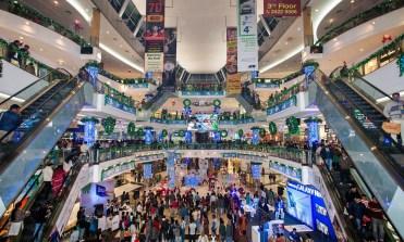 South City Mall in Kolkata, India