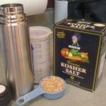 Simple Ingredients, Healthy Food