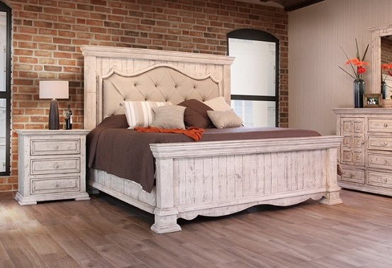rustic artisan bedroom collections