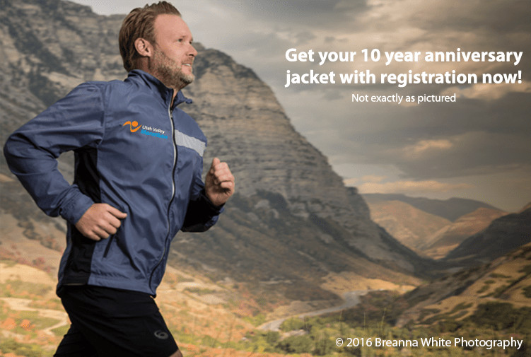 Utah Valley Marathon Jacket