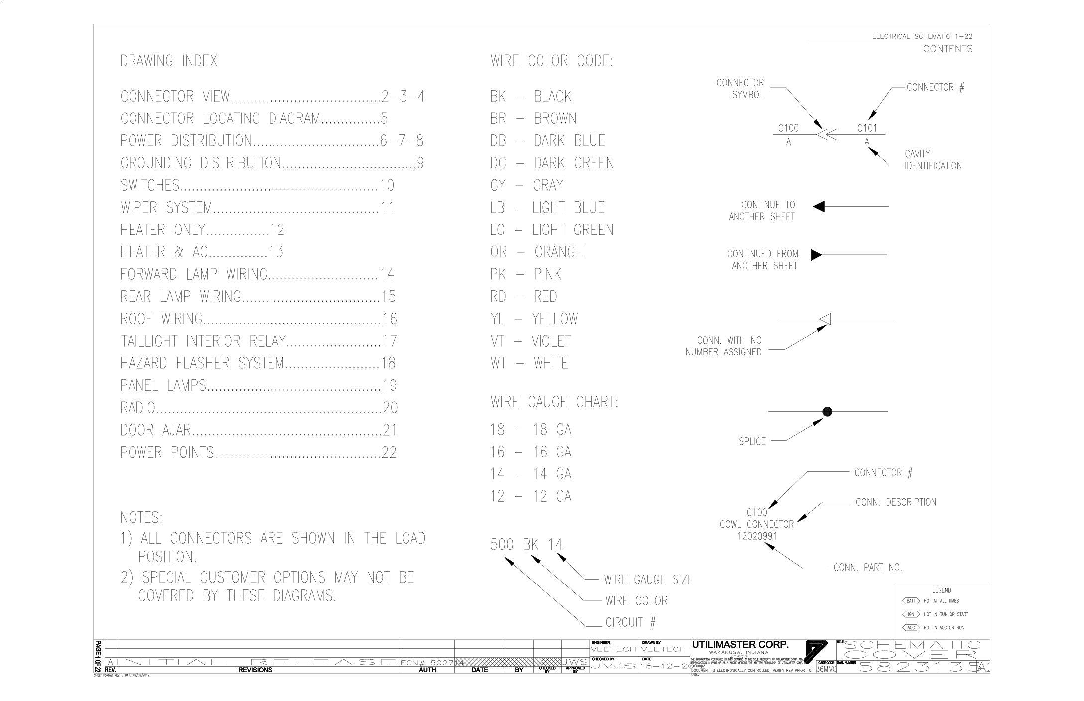Freightliner Mt45 Headlight Wiring Diagram