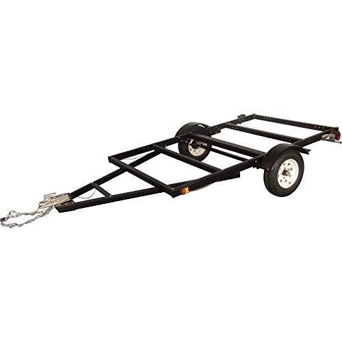 Ironton 5ft. x 8ft. Steel Utility Trailer Kit