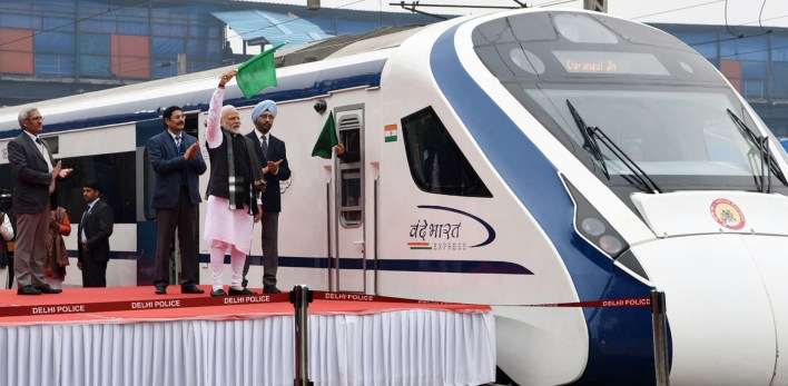is it a failure of vande bharat express (train-18) in india? - utkal today