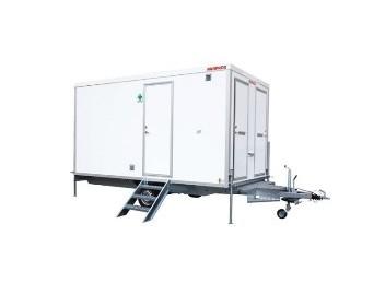 Letthus - Toalett - Moduler