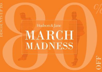 Hudson & Jane March Madness